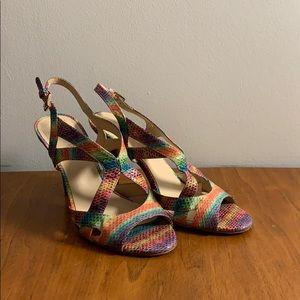 Stunning Pastel High Heels